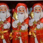 Weihnachts-Süßwaren … nur im Dezember!